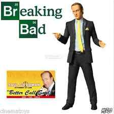 MEZCO TOYS BREAKING BAD SAUL GOODMAN ACTION FIGURE Statuetta