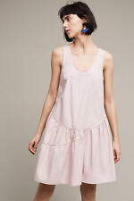 NWT Anthropologie Blushed Poplin Swing Dress by Holding Horses Size X-Small
