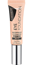 Catrice Eye Foundation Waterproof Eyeshadow Primer Eye shadow base best make up