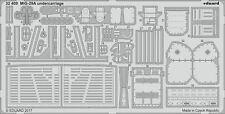 Eduard PE 32409 1/32 Mikoyan MiG-29A Fulcrum tren de aterrizaje detalles Trumpeter