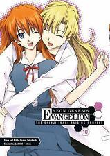 Neon Genesis Evangelion: The Shinji Ikari Raising Project, Volume 10