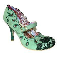 Irregular Choice Slim Court Textile Shoes for Women
