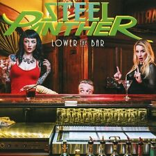 STEEL PANTHER - LOWER THE BAR - NEW DELUXE EDITION CD