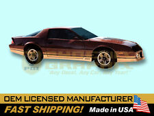 1985 1986 1987 Camaro Z28 Decals Graphics Racing Stripes Kit