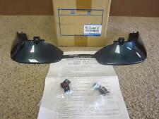04 - 08 MAZDA RX-8 NEW OEM NORDIC GREEN REAR MUD GAURDS F151-V3-460-97 #49-2N