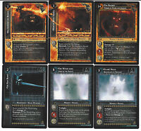 CCG 48 Lord of the Rings / Hobbit DE Countdown Collection Set 0P30-P47 18 Karten