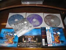 Iced Earth / Alive in Athens JAPAN 3CDBOX OOP!!!!! B5