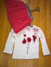Spanish Style Baby Girl Tutu and Top Set / Outfit