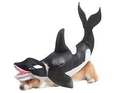 ORCA WHALE DOG COSTUME - ANIMAL PLANET - SIZE MEDIUM - LIKE SHAMU