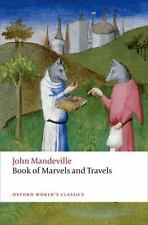The Book of Marvels And Travels by Sir John Mandeville, Oxford World's Classics