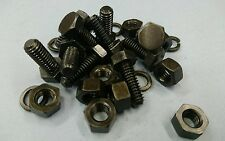 5/16 x  3/4 UNC  PLAIN HEADED BOLTS NUTS & WASHERS (BAG OF 10) JA16.3