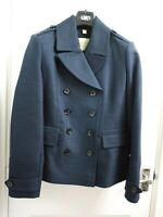 Burberry Brit Women's Navy Jacket UK Size 12