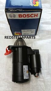 Genuine BOSCH Starter Motor 0986023920 MAZDA 3 1.4 BK 1.6 BK ZJ0118400 402680941