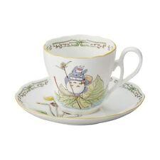 Noritake X Studio Ghibli Neighbor Totoro Mug Cup and Saucer TT9788... From Japan