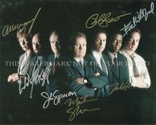 THE WEST WING CAST SIGNED AUTOGRAPHED 8x10 RP PHOTO
