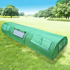 New Hot 10'X31'X18' Tunnel Mini Greenhouse Outdoor Plant Gardening Green House