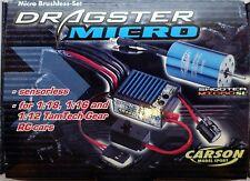 Carson 906006 Dragster Micro Brushless Motor und Regler NEU OVP