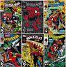 Spider Man #1-16 complete run lot McFarlane comics 1990 Silver variant amazing