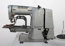 Singer 269x999 Label Tacker 3 14 X 1 34 Box Industrial Sewing Machine Head