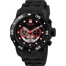 Invicta Pro Diver Chronograph Black Dial Mens Watch 24853