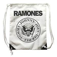 mochila Deporte Ramones, logo Música Punk Rock, Joey Dee Johnny Tommy