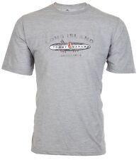 TOMMY BAHAMA Men T-Shirt LONG ISLAND LONGBOARDS Surf Board GREY Camp XL-3XL $45