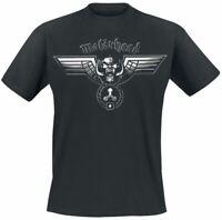 Motörhead Winged Warpig Männer T-Shirt schwarz   Band-Merch, Bands