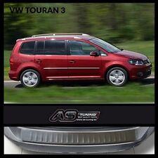 Ladekantenschutz Schwarz für VW TOURAN III
