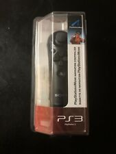 NEW Sony Playstation 3 Move Navigation Controller OEM PS3 CECH-ZCS1U 98059 NIP