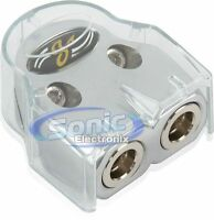 NEW! Stinger SHT303 HPM Series Battery Terminal with Two 1/0 or 4 AWG Outputs
