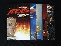 Xerxes 1-5 (Lot of 5 Books) Frank Miller NM+