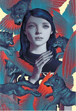 JAMES JEAN-FABLES COVERS: ART OF JAMES JEAN BOOK NEW