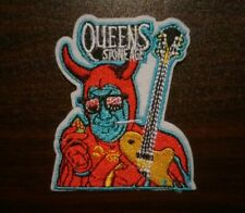 "US SELLER!!!  QUEENS of The STONE AGE~ 2.5"" x 3"" IRON ON PATCH ~HARD ROCK~NEW"