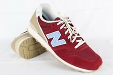 New Balance Women's 696 Classic Running Sneakers Size 8.5 Red WL696HF