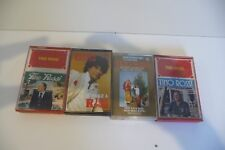 TINO ROSSI LOT DE 4K7 AUDIO TAPE CASSETTE.