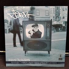 DJ Q BERT WAVE TWISTERS GALACTIC BUTT HAIR RECORDS GBH 0007-1 LP VINYL
