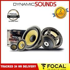 "Focal ES165KX3 ELITE K2 Power 6.5"" 165mm 240W 3-Way Component Car Speakers"