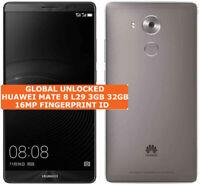 HUAWEI MATE 8 NXT-L29 3gb 32gb Octa-Core 16mp Fingerprint Android Smartphone Lte