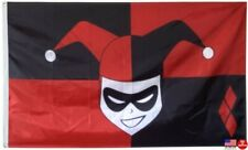 Harley Quinn Suicide Squad Joker 3x5 Flag 3 x 5 Banner Man Cave Flags USA New