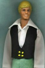 Vintage Mikelman Paul David Dominic Doll Clothes Green Leather NRFB Ken Size