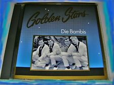 DIE BAMBIS - GOLDEN STARS > THE VERY BEST OF | CD Shop > 😊 111austria 😊 <