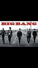 Big Bang Band South Korea extended play K pop Brand New Poster YG 24x36