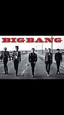Big Bang Band South Korea extended play K pop Brand New Poster YG 24x36