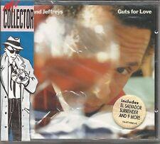 GARLAND JEFFREYS - Guts for love - CD 11 TRACKS SEALED