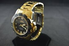 Invicta Pro Diver Analog Stainless Steel Automatic Gold Men's Watch 17090