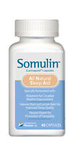 Somulin Enhanced Your System Take All-Natural, Safe and Effective Sleep Aid