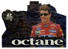 1999 Press Pass Stealth Octane Jeff Gordon NASCAR Die Cut Card #06/36