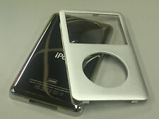 New iPod 6th 6.5 7th Gen Classic Silver Front Faceplate 256GB Back Cover Housing