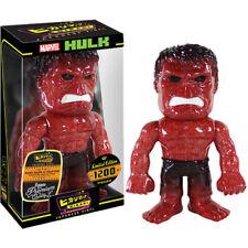 "HULK - Hulk 8"" Red Glitter Hikari Japanese Vinyl Figure (Funko) #NEW"