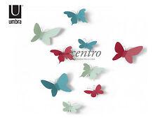 Wall Decor Mariposa colori assortiti - Umbra